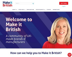 Makeitbritish.co.uk - UK Manufacturers and Product Directory