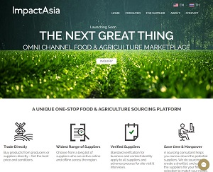 Impactasia.co - Food and agriculture B2B Marketplace