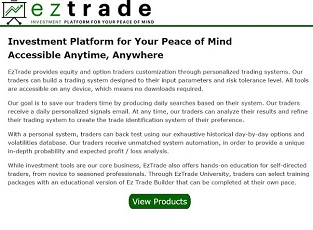 Eztrade.com - B2B e-commerce platform