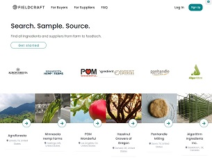 Fieldcraft.com - The Farm to Foodtech Ingredient Marketplace