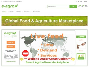 Eagro.org- Global Agriculture & Food Marketplace