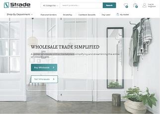 Strade.global - Global wholesale online marketplace