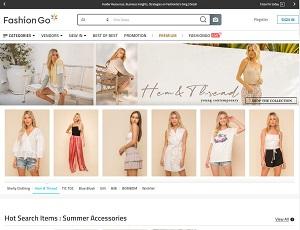 Fashiongo.net - Fashion B2B Wholesale Marketplace