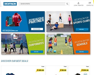Decathlon.in - Buy all Sports Goods Online in India