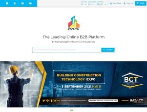 Keepital.com - The Leading Online B2B Platform