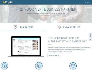 Kopiki.com - Find new Business Partners