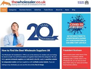 Thewholesaler.co.uk - UK Free Wholesale Suppliers Directory