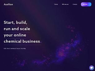 Asellion.com - Chemical B2B e-Commerce Platform