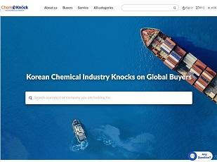Chemknock.com - Korean Chemical Industry Knocks on Global Buyers