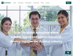 Quimiweb.com - Digital Ecosystem of the Chemical Industry