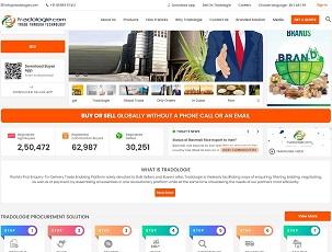 Tradologie.com - Enquiry-To-Delivery Trade b2b Platform