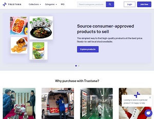 Trustana.com - The trusted B2B marketplace for food & beverages in APAC