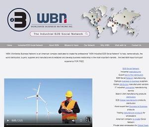 Wbnb2b.com - The Industrial B2B Social Network