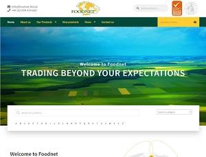 Foodnet.ltd.uk - Global fresh to frozen food b2b supplier
