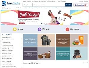 Buyerseller.asia - Bangladesh and South Asia B2B Marketplace