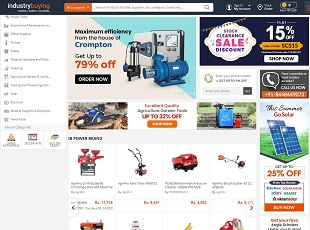Industrybuying.com - India Industrial b2b marketplace