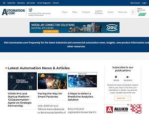 Automation.com - Resources for Industrial Automation