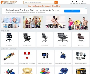 eWorldtradefair.com - B2B Business Directory in India
