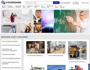 Indiabizzness.com - India B2B E-commerce Platform