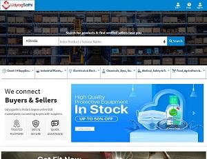Udyogsathi.com - India Online B2B Trade Portal & Business Directory