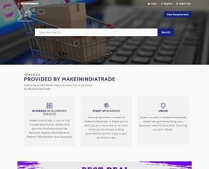 Makeinindiatrade.com - India Manufacturers Suppliers Exporters Directory
