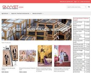 Quvvet.com - Pakistan B2B Trade Marketplace