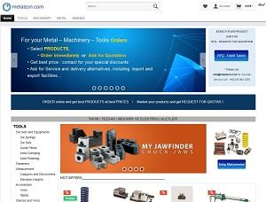 Metalzon.com - Machinery and Tools Buy & Sell Platform