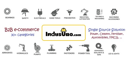 Indusuno.com - Online Hand Tools and Power Tools Industrial B2B Marketplace