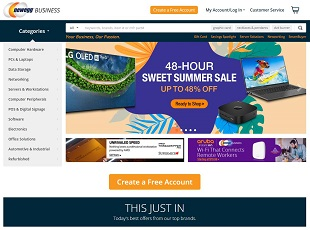 Neweggbusiness.com - Laptop computers Digital products Marketplace