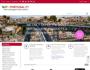 BuyinPortugal.pt - B2B Marketplace From Portugal to the world