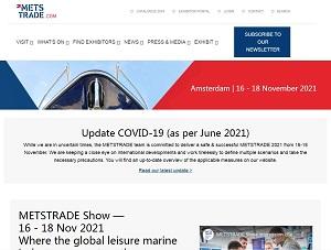Metstrade.com - The world's leading B2B leisure marine equipment show