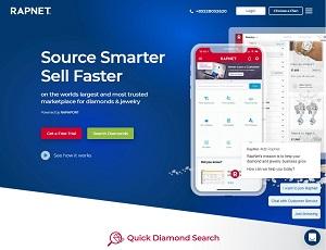 Rapnet.com - Online diamonds & jewelry trade marketplace