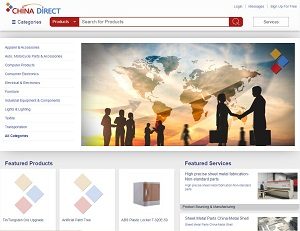 Chinadirect.com - B2B Platform for China-Based products and services