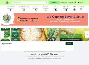 Pakistaniexports.com - Pakistan Export B2B Platform