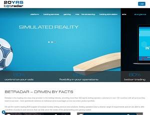Betradar.com - B2B sports supplier