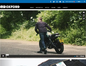 Oxfordproducts.com - Global leader in motorcycle and bicycle aftermarket products