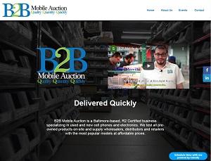 B2Bmobileauction.com - Mobile Phone Wholesale Marketplace