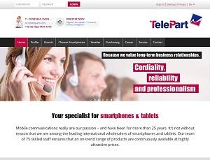 Telepart.com - Smartphones Wholesalers
