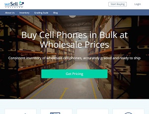 Wesellcellular.com - Buy Wholesale Cell Phones Online in Bulk