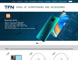 Tfn-trading.com - Smartphones and Accessories Wholesale Market