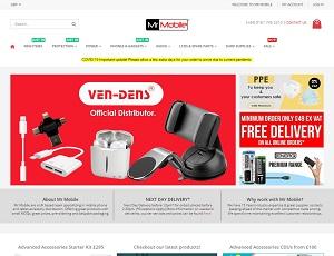 Mrmobileuk.com - Wholesale mobile phone & accessories suppliers