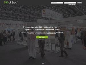 Biolinked.com - Global B2B platform for Organic Food Suppliers and Producers