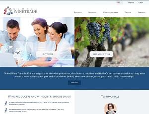 Globalwinetrade.com - Free Wine B2B Marketplace