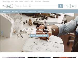 Gojdconnect.uk - GoJD Connect B2B Portal