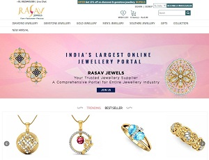 Rasavjewels.com - India's B2B Online Jewellery Shopping Store