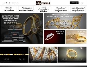 3Djewelsindia.com - B2B Jewellery Website