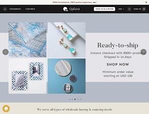 Qalara.com - Lifestyle Goods Wholesale Platform