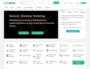B2BMap.com - Global B2B Platform and Online Marketplace