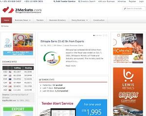 2Merkato.com - Ethiopian Business Portal
