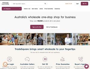 Tradesquare.com.au - Australian B2B trading platform